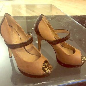 Heels pumps sandals